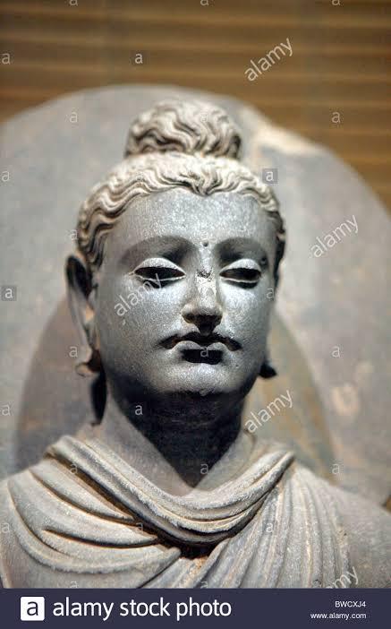 Gandhara Art Mainly